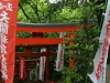 稲荷への参道