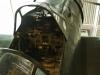 零戦32型 操縦席付近